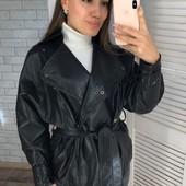 Очень модня куртка рукав трансформер !!фото реальное