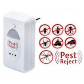Универсальный отпугиватель Pest Reject грызунов, насекомых, тараканов, мух и мышей