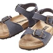 Lupilu кожаная стелька качественные босоножки сандалии