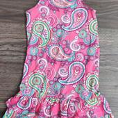 Платье pepperts на 8-10лет (134/140) Германия (нюанс)