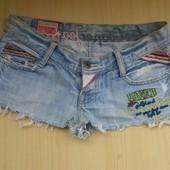 Женские короткие шорты s m