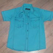 ✓✓✓ Крутые фирменные натуральные рубашки. В лоте 1 на выбор ✓✓✓