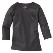 Блуза реглан Pepperts рост128-140 ( 3/4 рукав)чуть маломерит замеры!!!