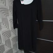 Фирменное новое трикотажное платье-футляр р.10-14 коттон+эластан