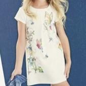 Платье Next(оригинал) на девочку 8 лет в состоянии нового.