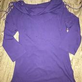 Нарядная блуза M L