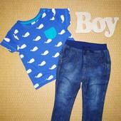 Комплект одежды George/mini club мальчику на рост 68/74 см в идеале не пожалеете!