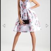 Коктейльное платье chi chi london 16p Новое