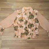 Классная блуза большого размера