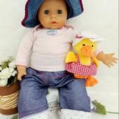Кукла пупс Lissi 48 см