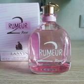 Оригинал!! Lanvin Rumeur 2 Rose, Франция! Потрясающий, вкусный, розовый! 5мл