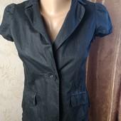 ЛоВиЛоТы! весенний коттоновый пиджачок H&M на стройняшку