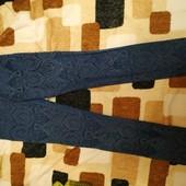 Летние брюки на девочку р. 152 см.