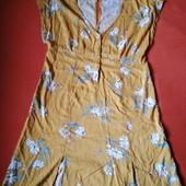 Плаття в квітковий принт 38р. М від німецького виробника C&A