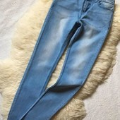 Крутые узкие джинсы Denim Co, S-M