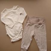 Lupilu набор боди +штаны 62-68