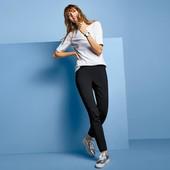 Стильные удобные стрейч брюки Tchibo(Германия), размер евро 36/38 (наш 42/44)