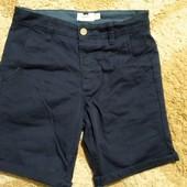 Стильные мужские шорты чиносы Topman, размер W28