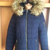 Куртка, зима, р. L. Papaya. состояние отличное