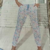 легкі стильні літні штани для дівчинки розмір 116