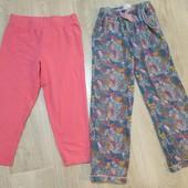 Набор лосины/штанишки для девочки 8-9 лет