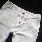 Штаны белые летние 44—46