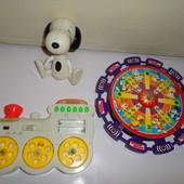 Набор игрушек.