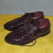 Туфли 39 размер 25,3 см стелька