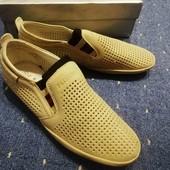 Новые туфли на мальчика, размер 37-38