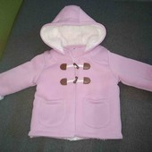Теплая демисезонная курточка Lupilu (74-80)