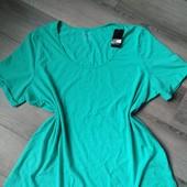Esmara! Женская футболка на пышные формы! 2ХL евро 52-54