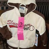 Спортивный костюм на 12 месяцев с начесиком
