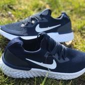 Кроссовки Мега легкие и удобные,в стиле Nike, Качество люкс,смотрите по замерам