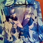 Суперовый женский цветной пиджак на лето