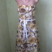 Платье нежнейшее котоновое