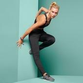 ☘ Стильные спортивные термо брюки от Tchibo(Германия), рр. наш: 44-46(S евро)