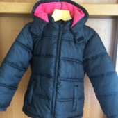 Куртка, демисезон, размер 7-8 лет 122-128 см. Back to school. состояние отл