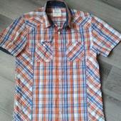 Стильная мужская рубашка от Easy Германия! S
