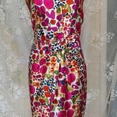 Платье ткань шелк / хлопок