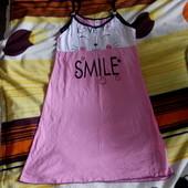 Новая ночная рубашка для беременных и кормящих р.с