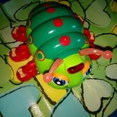 Развивающая музыкальная игрушка веселый жук limo toys