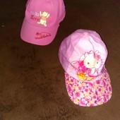 2 кепки одним лотом, размер 52-54