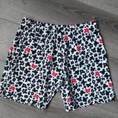 Пижамные шорты для девочки Disney! Германия! 146-152р. 10-12лет