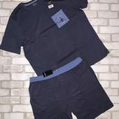 Крутая мужская летняя пижама,домашний костюм Livergy размер XL