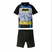 Солнцезащитный купальный костюм Batman 86/92