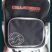 Фирменный дорожний рюкзак 36*30см. С мягкой спинкой, 3 отделения,состояние нового.