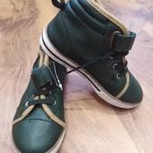 Демисезонные кеды ботинки от Lidl! Германия! 28р.