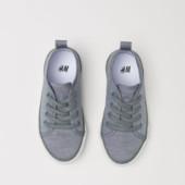 Кеди H&M 29, ( резинова підошва по бокам забруднена, див.фото)