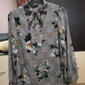 Классная, стильная блузочка F&F 14/XL.. В идеале.