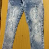 Крутие джинси для девочки
